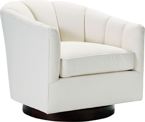 Hickory Chair - Lady Swivel Chair - 8503-27