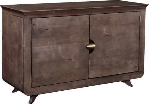 Hickory Chair - Dove Sideboard - 8545-70