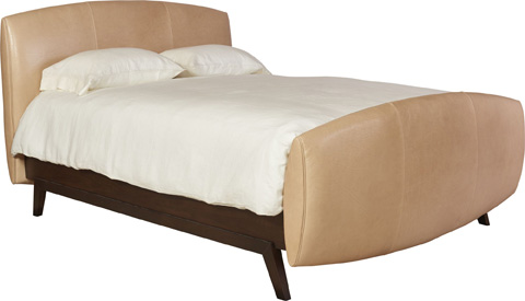 Hickory Chair - Hope Queen Bed - 8560-10