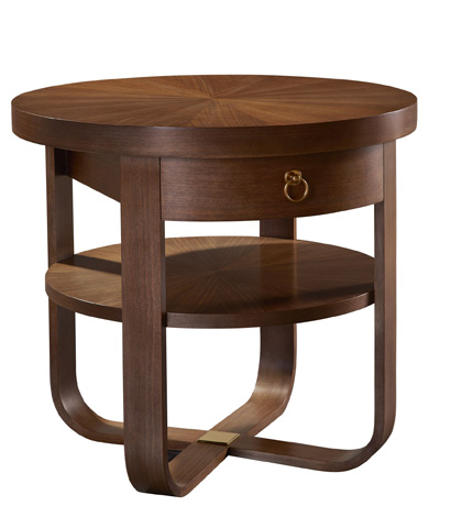 Hickory Chair - Beatrice Side Table - 8583-70