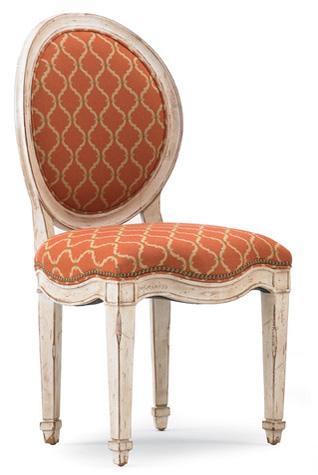 Image of Round Back Side Chair