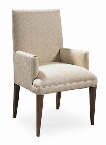 Hickory White - Fully Upholstered Arm Chair - 225A