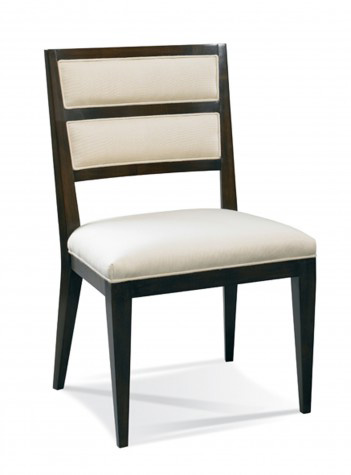 Hickory White - Greek Key Side Chair - 241-62