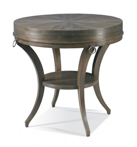 Image of Ruby Round Side Table