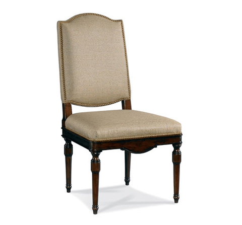 Hickory White - Upholstered Side Chair - 301-64