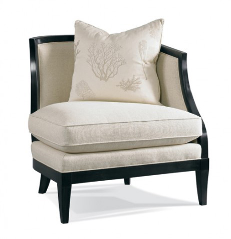 Hickory White - Right Arm Accent Chair - 4200-12