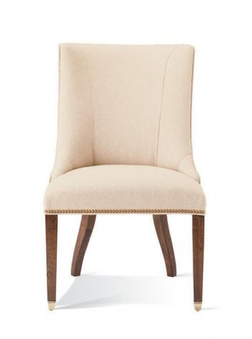 Hickory White - Upholstered Side Chair - 421-66