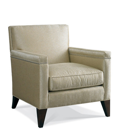 Image of Upholstered Club Chair