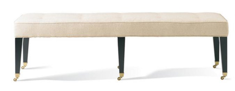 Image of Upholstered Bench