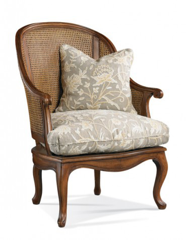 Hickory White - Cane Back Accent Chair - 4282-01