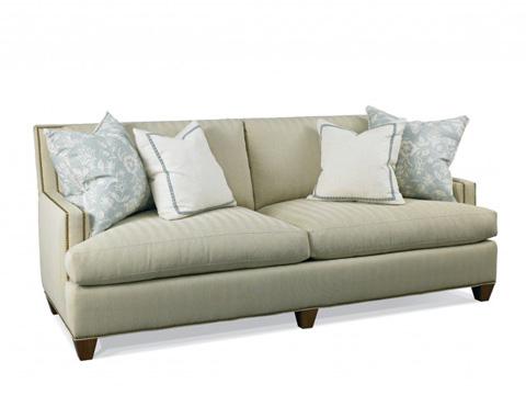 Hickory White - Loose Back Sofa - 4821-05