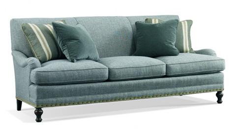 Hickory White - English Arm Sofa - 4823-05