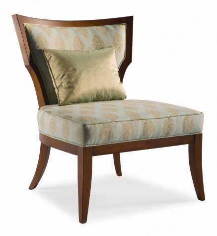 Hickory White - Armless Exposed Wood Chair - 4887-01