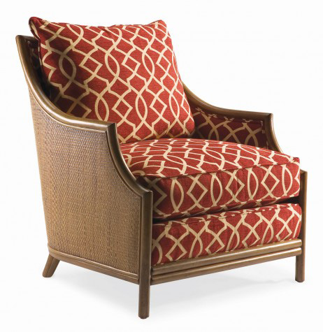 Hickory White - Exposed Wood Accent Chair - 4889-01