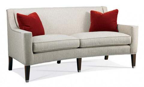 Hickory White - Track Arm Sofa - 4902-05