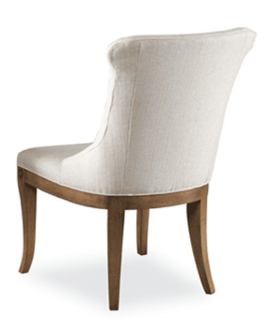 Hickory White - Upholstered Side Chair - 631-66