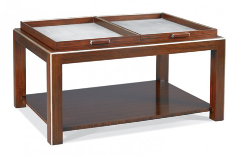 Hickory White - Worley Tray Table - 903-10