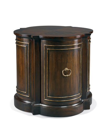 Image of Lucia Drum End Table