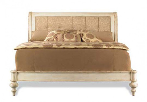 Image of King Upholstered Bed