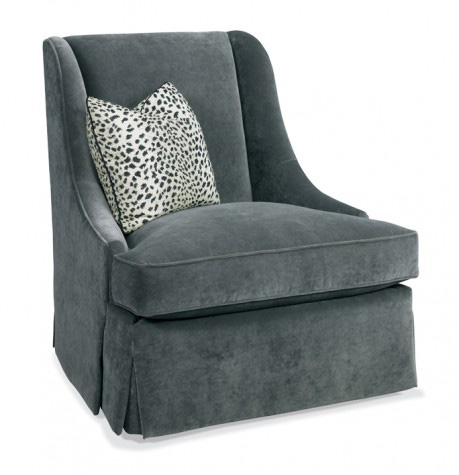 Hickory White - Upholstered Chair - 4613-01X