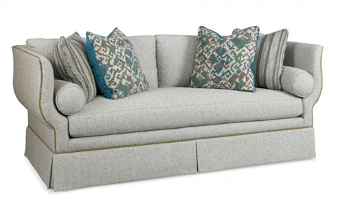 Hickory White - Sofa - 4871-05X