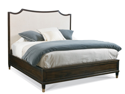 Image of Ashleigh King Upholstered Bed