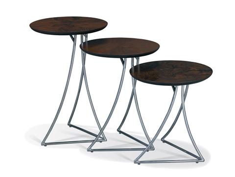 Image of Zazu Occasional Tables - Set of Three