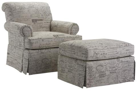 Highland House - Allegro Chair - 1019