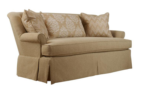 Highland House - Sarah Skirted Sofa - 2542-86