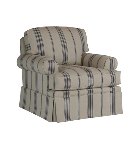 Image of Emily Skirted Chair