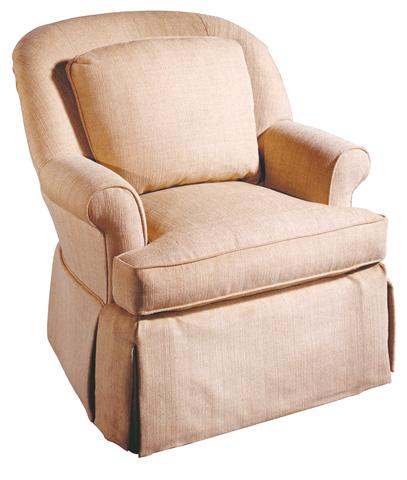 Highland House - Sarah Skirted Chair - 2781