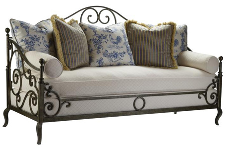 Image of Provence Iron Sofa