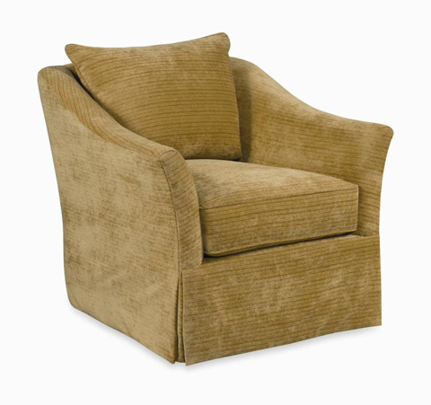 Highland House - Fontaine Swivel Chair - BB8023SW