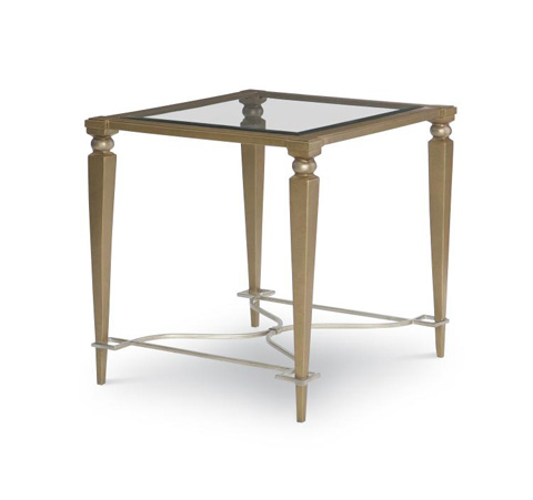 Highland House - Aria End Table - HH20-619-AS