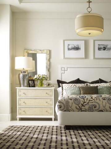 Image of Novak Queen Headboard