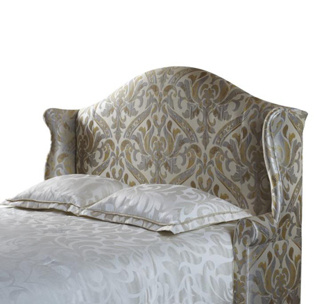 Highland House - Diva Queen Upholstered Headboard - CA6901QHB