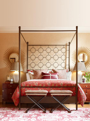 Image of Ava Queen Bed