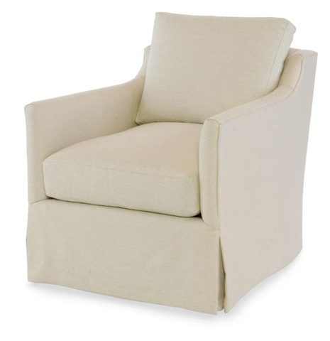 Highland House - Luke Swivel Chair - 1165SW