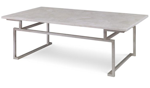 Highland House - Bromley Rectangular Cocktail Table - HH19-606C-AS