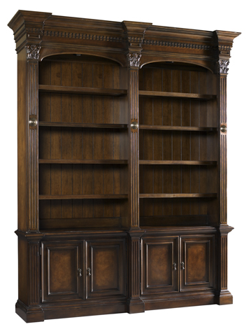 Image of Double Bookcase