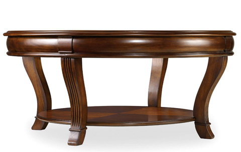 Image of Brookhaven Round Cocktail Table