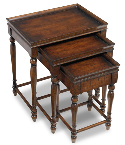 Hooker Furniture - Nest of Three Occasional Tables - 500-50-810