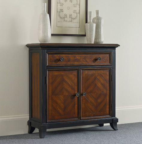 Image of Wingate One-Drawer Two-Door Chest