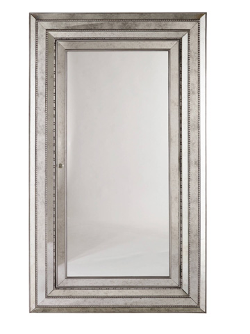 Image of Melange Glamour Floor Mirror