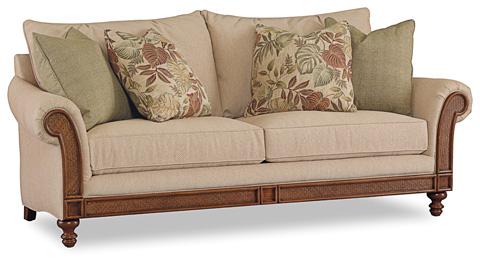 Image of Windward Dart Honey Sofa