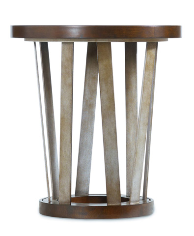 Image of Lorimer Round End Table