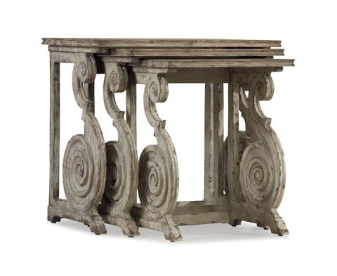 Hooker Furniture - Rhapsody Nest of Tables - 5071-50001