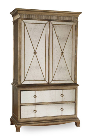 Image of Sanctuary Armoire - Visage