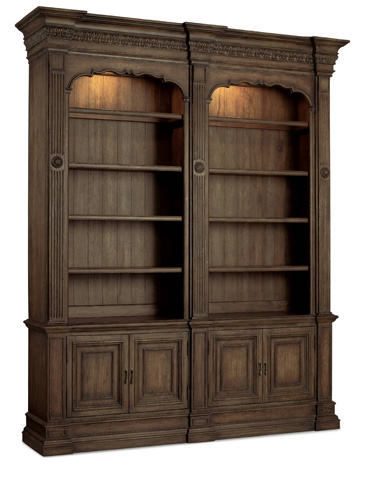 Image of Rhapsody Double Bookcase