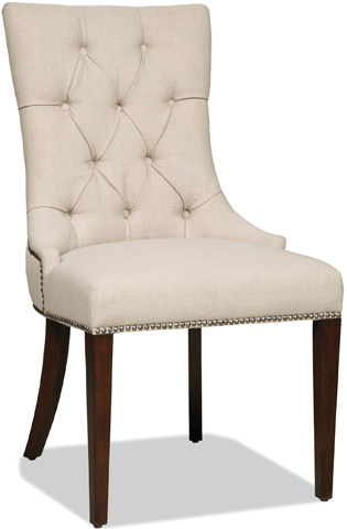 Hooker Furniture - Lindy Linen Dining Chair - 300-350031